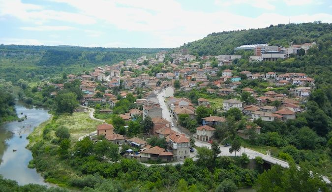 towns in bulgaria are a cheap place to travel