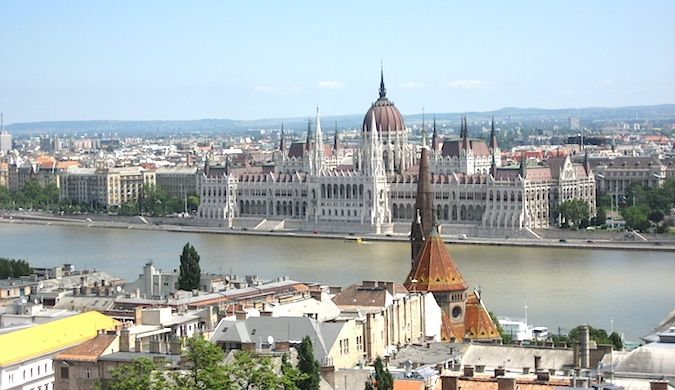 hungary is a cheap place to travel