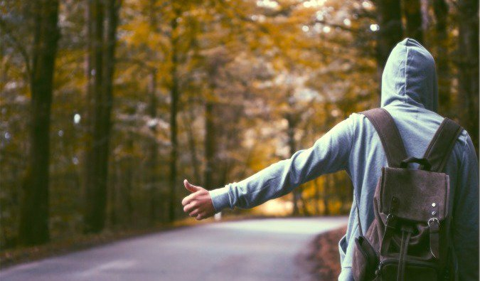The Cheapest Way to Travel Europe is Hitchhiking