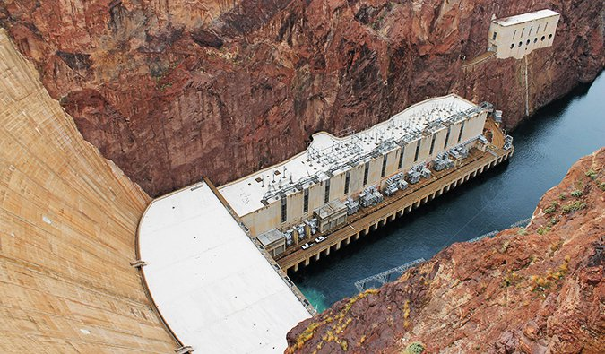Visit the Infamous Hoover Dam on your Vegas trip