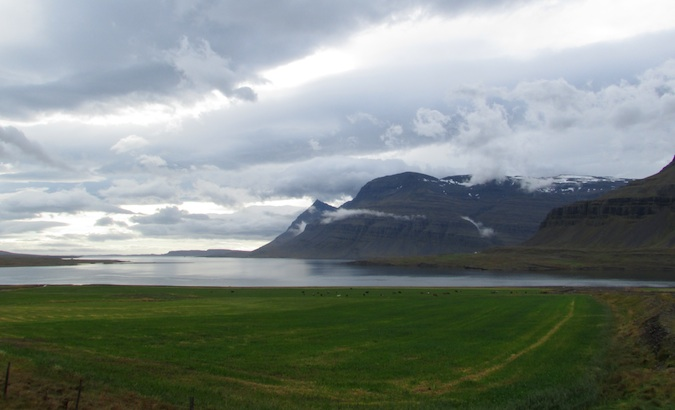 Fjords on the eastern seaboard that could rival Norway