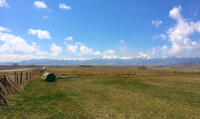 farm land in montana